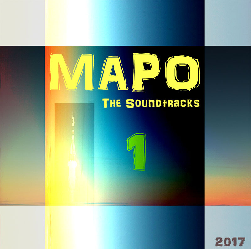 MAPO - The Soundtracks - the new album 2017